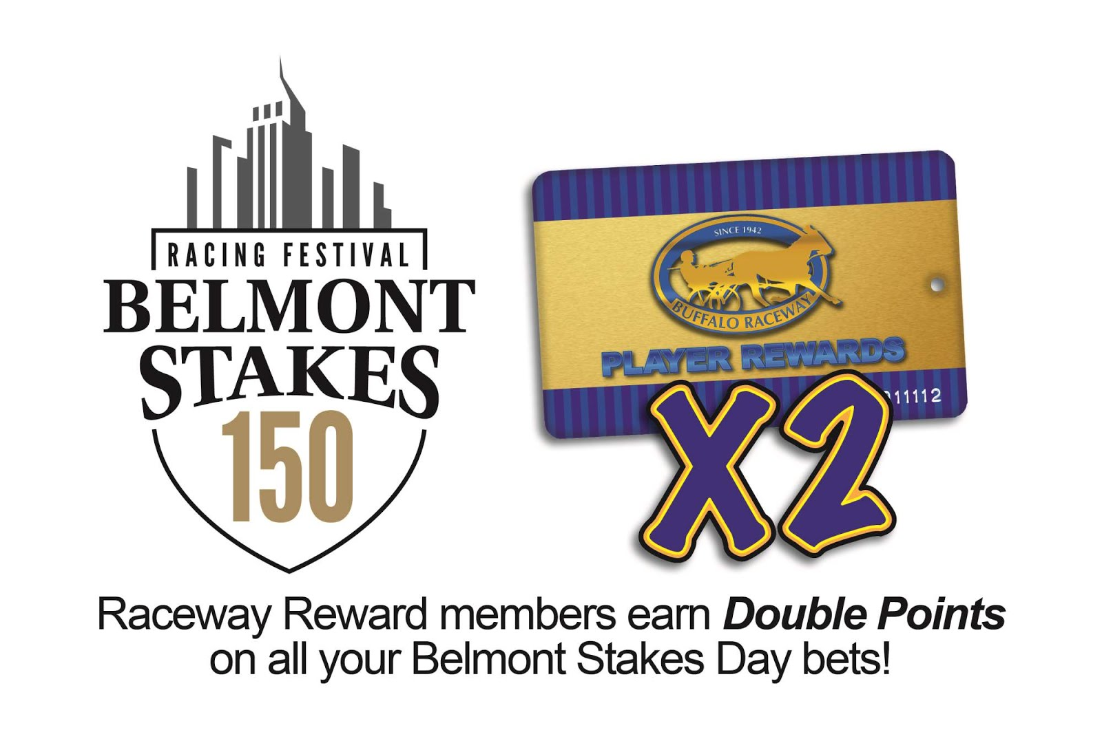 The Belmont Stake is June 9th