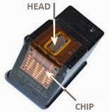 Cara memperbaiki error B200 canon iP2770