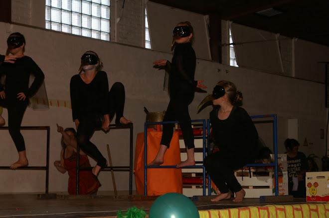 Les corbeaux ( danse ados)