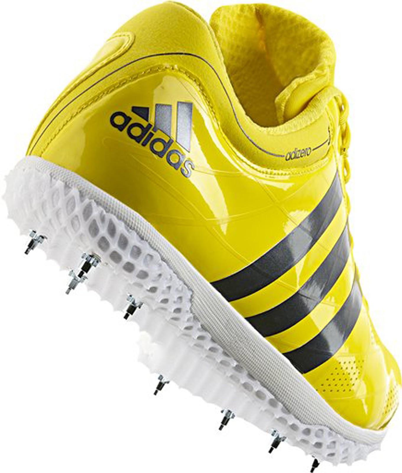 best website 9f761 154f7 adidas adizero hj flow spikes
