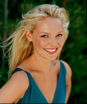 Celebrity Weight & Measurements: Katherine Heigl Height and Weight