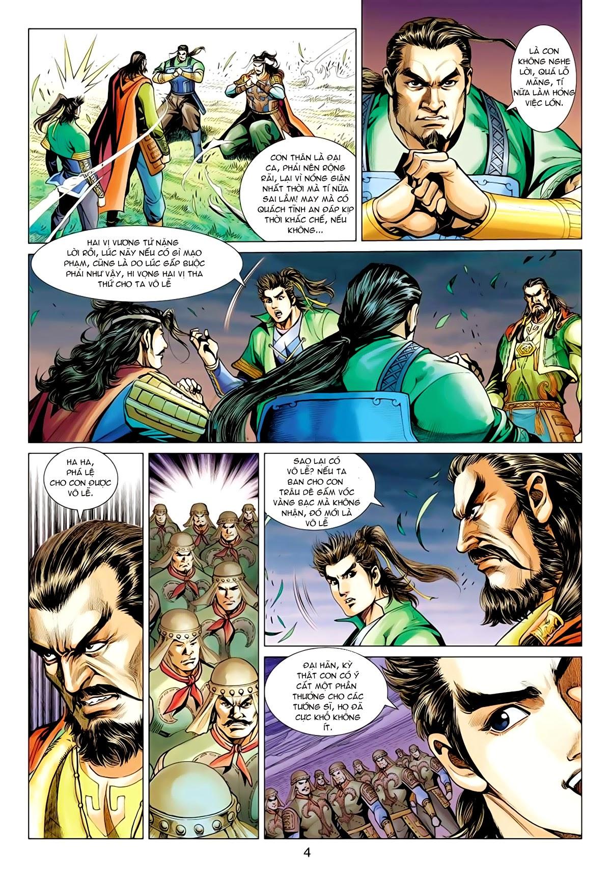 xem truyen moi - Anh Hùng Xạ Điêu - Chapter 93: Xảo kế cầm hung