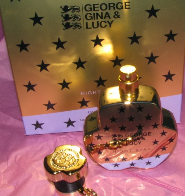 George Gina & Lucy Fragrance Collectibles NIGHT STAR - Review