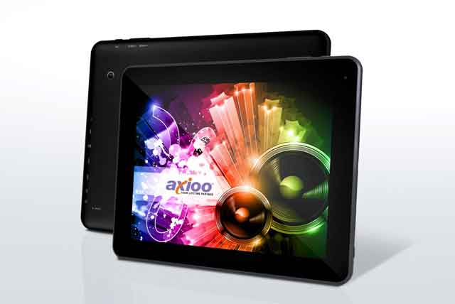 Axioo Tablet Pico Pad 9 with attractive features