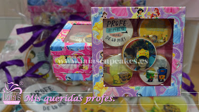 Galletas fondant impresión comestible mantequilla Puerto Sagunto Laia's Cupcakes
