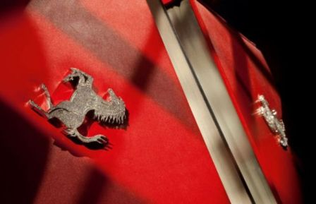 The Enzo Diamante Edition of The Official Ferrari Opus