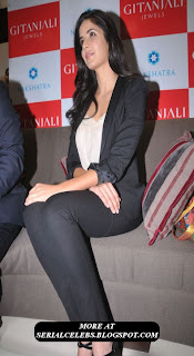 Katrina Kaif at gitanjali jewels