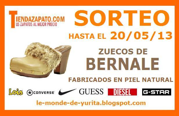 Sorteo Tiendazapato