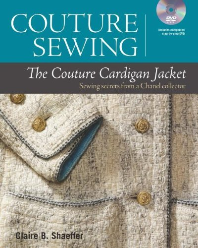 Sew incidentally new book couture sewing the