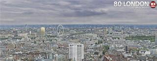 Londres de 80 Gigapixels