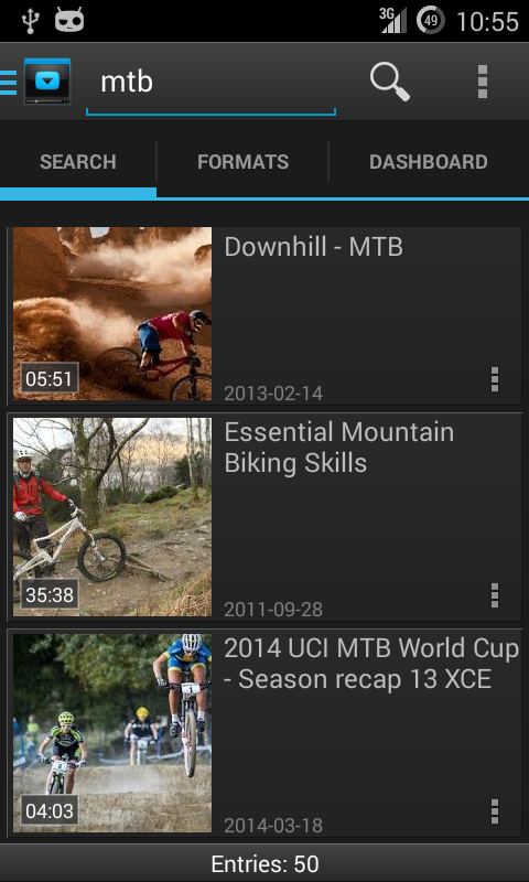 YouTube Downloader for Android v 4+ | Cara Download Video YouTube di HP Android