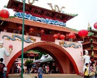 Kampung China Kota Wisata Cibubur