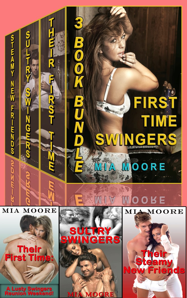 First Time Swingers Bundle