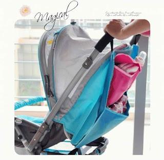Baby Stroller Organizer (BSO)
