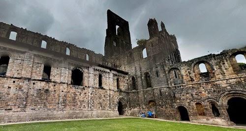 Kirkstall Abbey, Leeds.