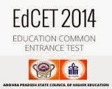 AP ED CET 2014 Notification