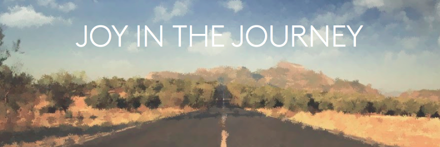 [ joy in the journey ]