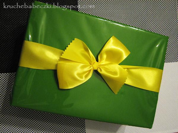 Tajemnicza zielona paczuszka :)