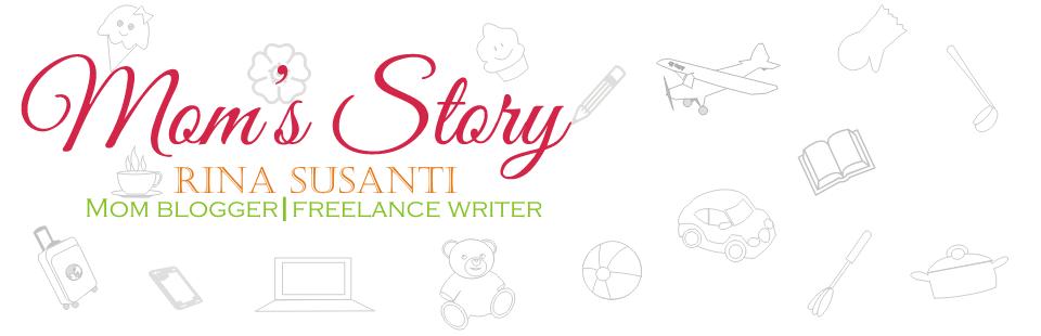 mom's story - rina susanti