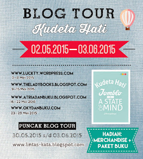 Blog Tour: Kudeta Hati