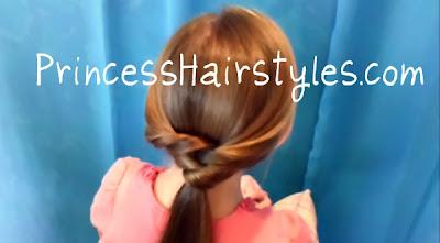gossip girl hair