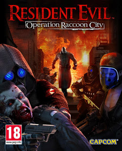 Resident Evil Operation Raccoon City Cover