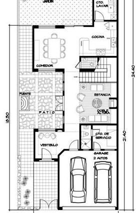 Planos de casas modelos y dise os de casas planos de casas rusticas de campo - Planos de casas de campo rusticas ...