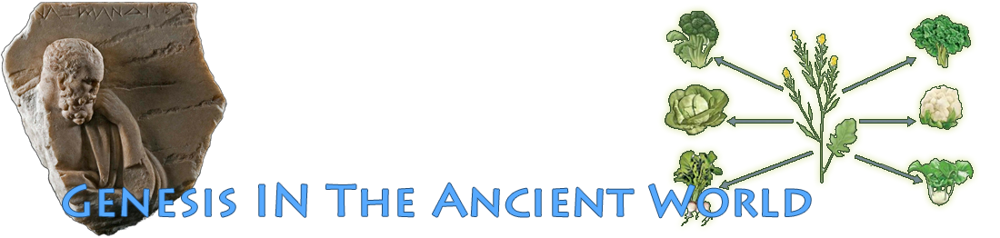 Genesis in the Ancient World