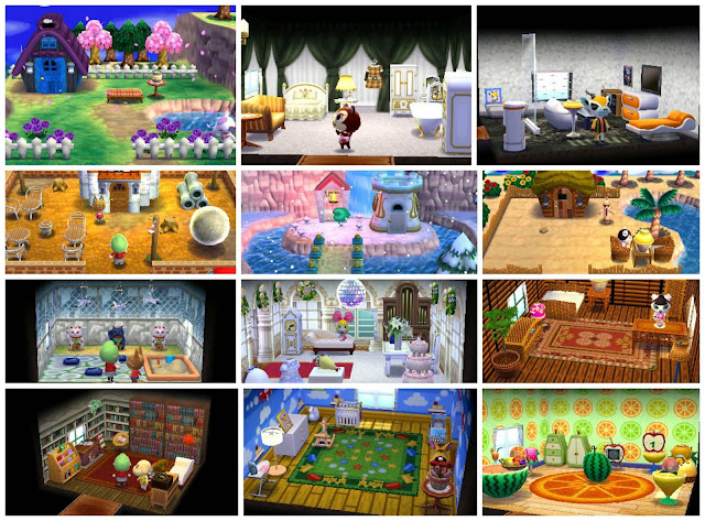 Animal Crossing Happy Home Designer Nintendo 3ds 2ds This Is Life