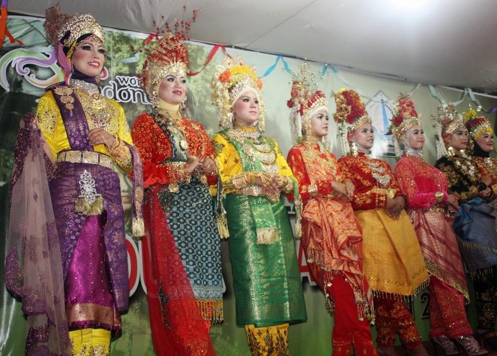 Pakaian Adat Aceh Modern Gp Fashion