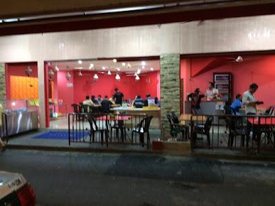 Nasi Kukus Oh Azizah Buka restoran Berdekatan Ampang point
