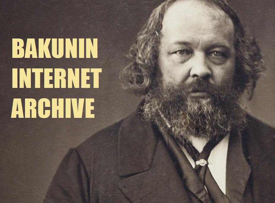 Bakunin Internet Archive