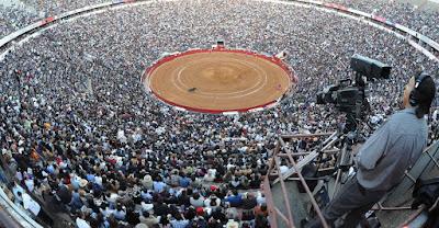plaza toros mexico online