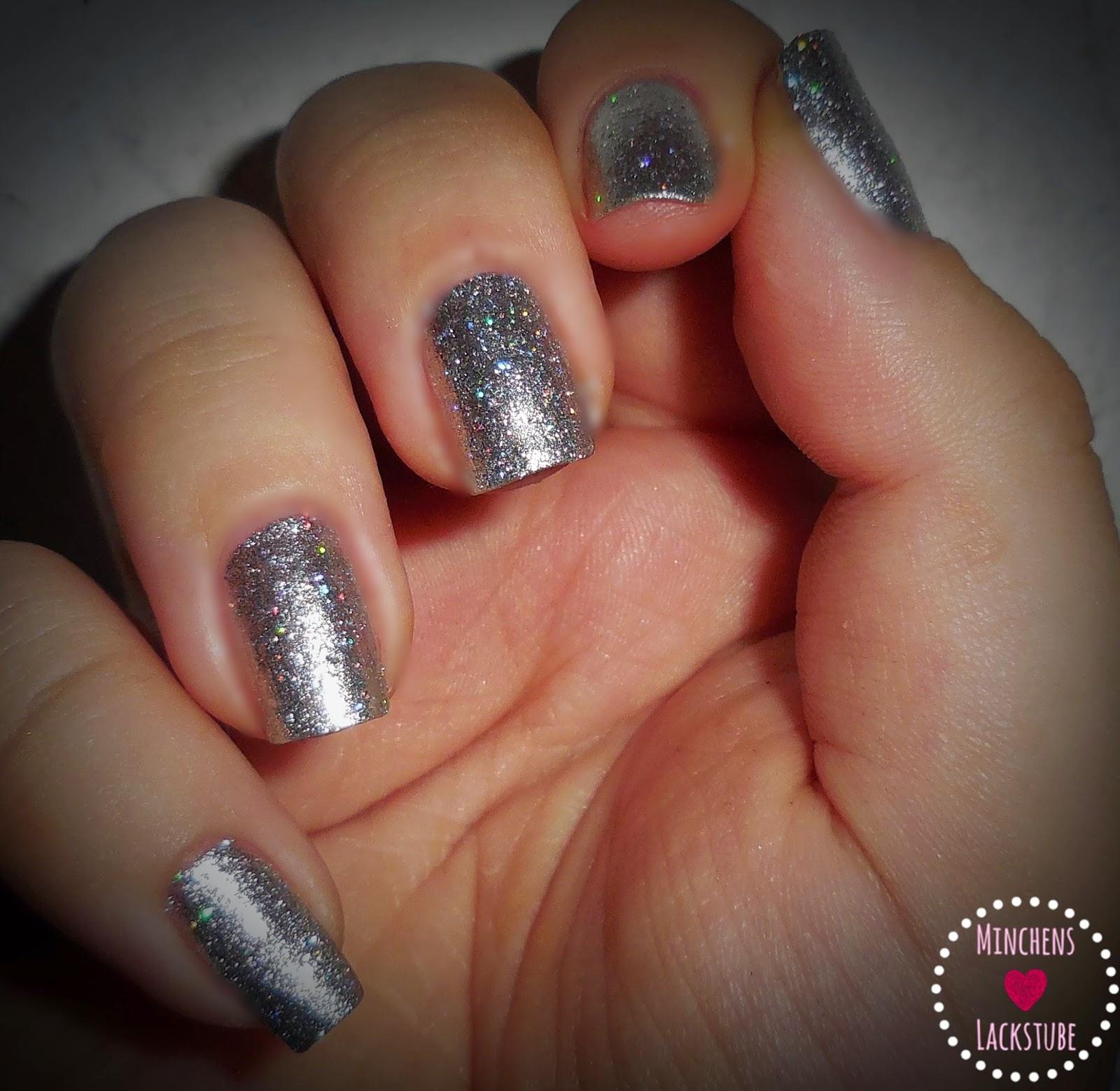 Lackschaf: Lacke in Farbe...und bunt! Silber