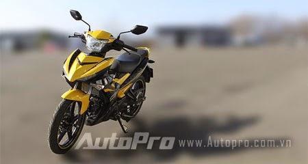 gambar Yamaha Jupiter MX 150 terbaru 2015