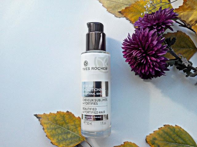 Yves Rocher Exceptional Serum Уникальная сыворотка для волос