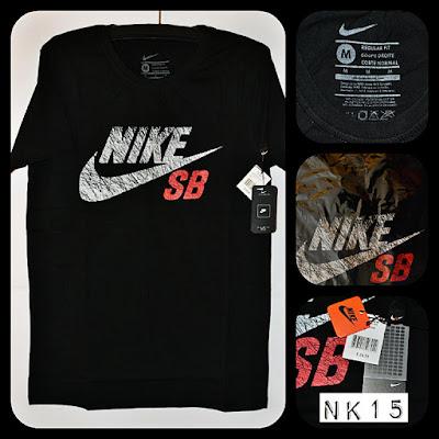 Kaos surfing skate NIKE SB kode NK15