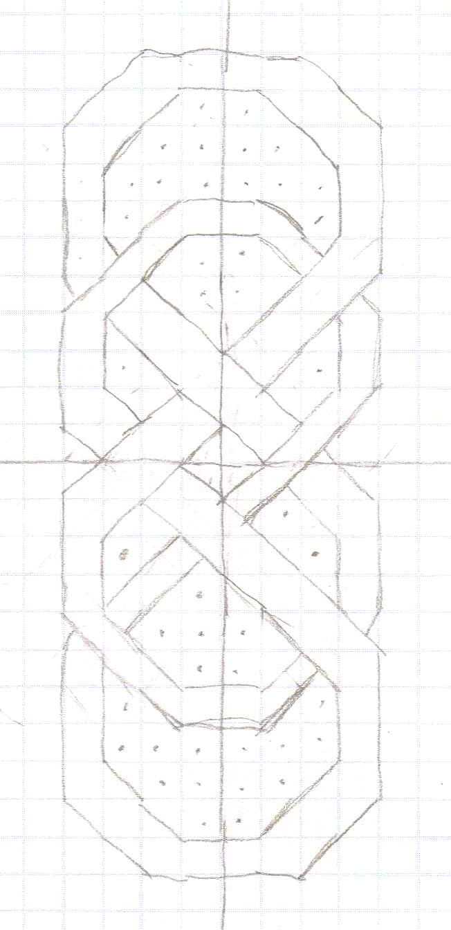Free coloring pages of symbol of infinity for Infinity sign coloring pages