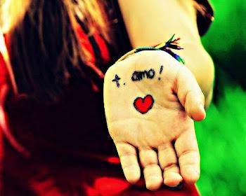 """""""Te Amo"""" dos palabras que te llegan al corazón"""