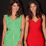 Priyanka Chopra and Ileana D'Cruz Hot Legs Show At The 'Barfi' Trailer Launch