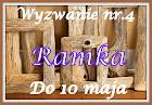Wyzwanie nr.4 Ramka