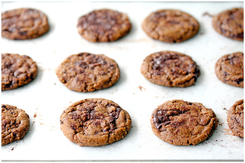Foodagraphy. By Chelle.: Chocolate chunk cookies