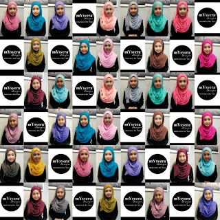 Basic Cotton Instant Shawl