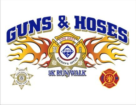 guns and hoses image