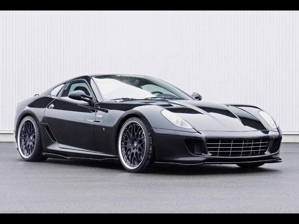 Ferrari 599 Pictures Wallpapers