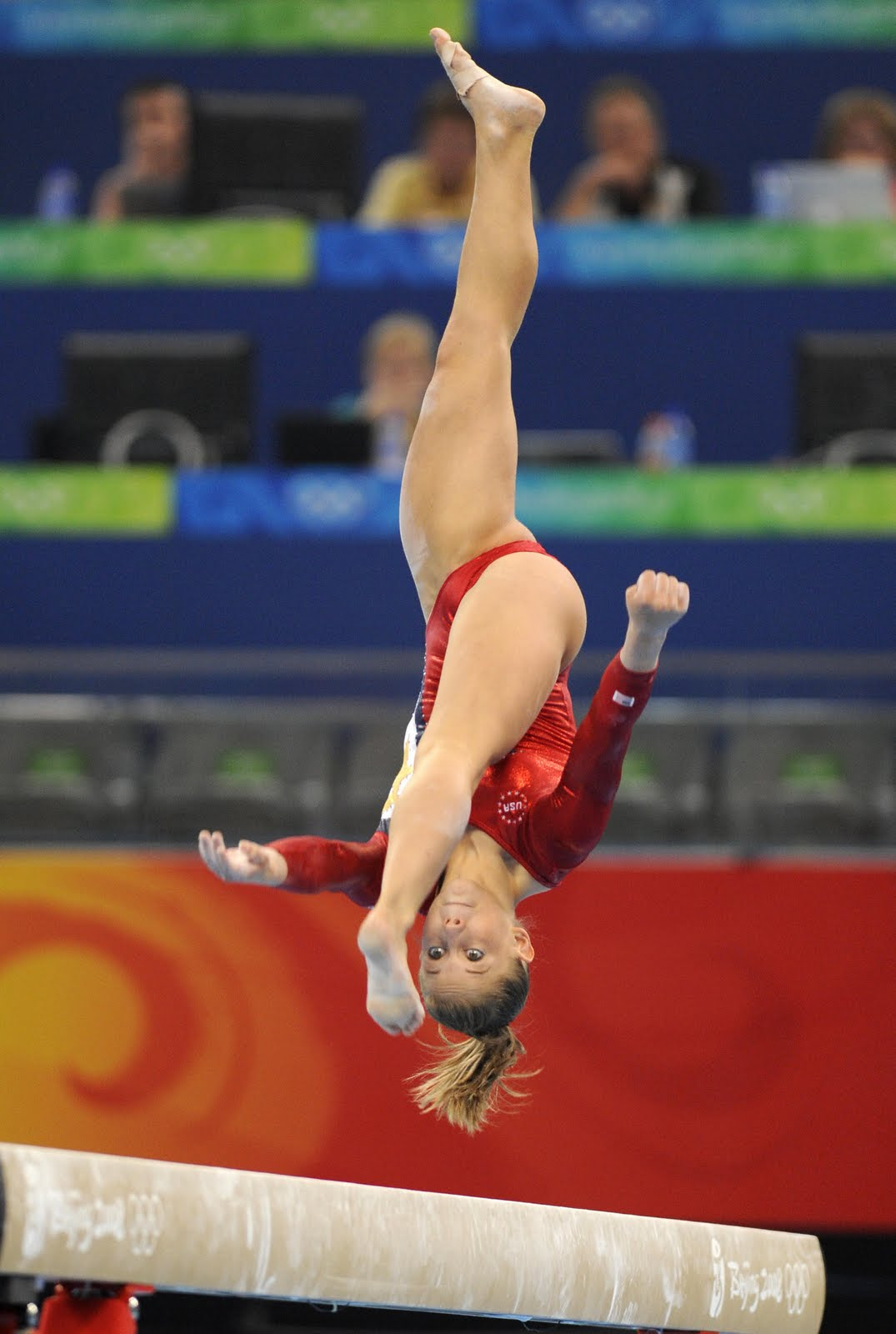 Shawn Johnson Oops http://justhot.blogspot.com/2011/11/shawn-johnson-various-pics.html
