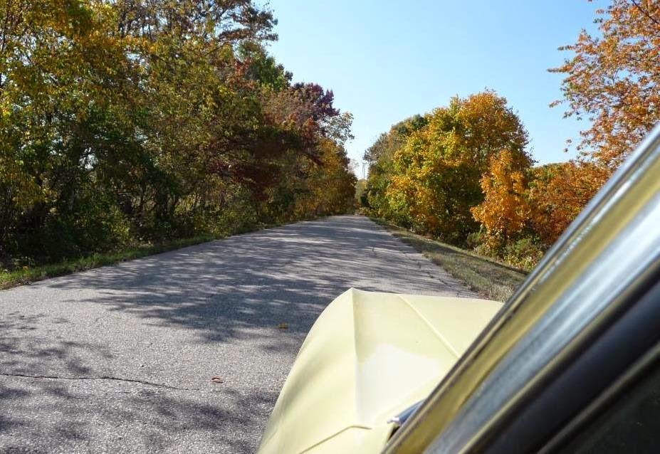 Wisconsin Fall drive
