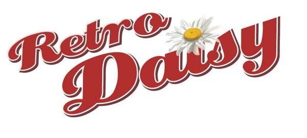 Retro Daisy Vintage