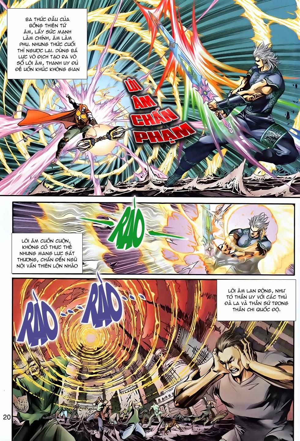 Thần Binh Tiền Truyện 2 chap 21 Trang 20 - Mangak.info