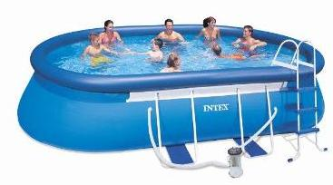 Tu piscina desmontable como elegir mi piscina desmontable for Piscinas desmontables rectangulares intex